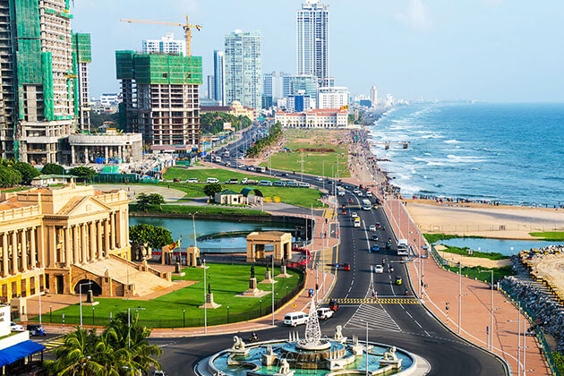colombo - family tours of sri lanka