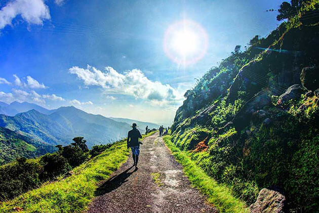 hiking - sri lanka adventure tour packages