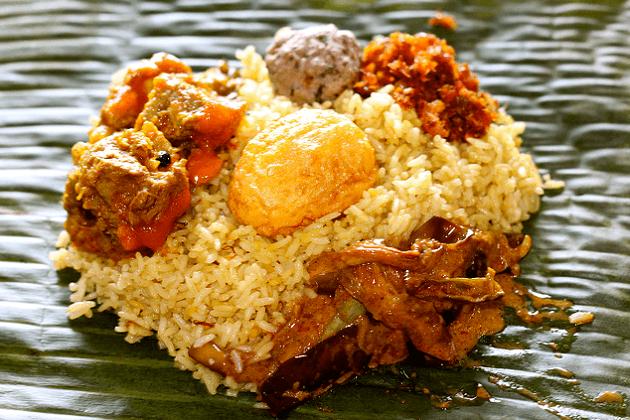 lamprais - sri lanka best food