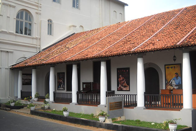 national museum - galle attraction places