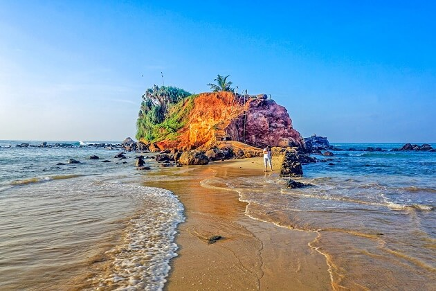 parrot rock - list of best places to visit in sri lanka