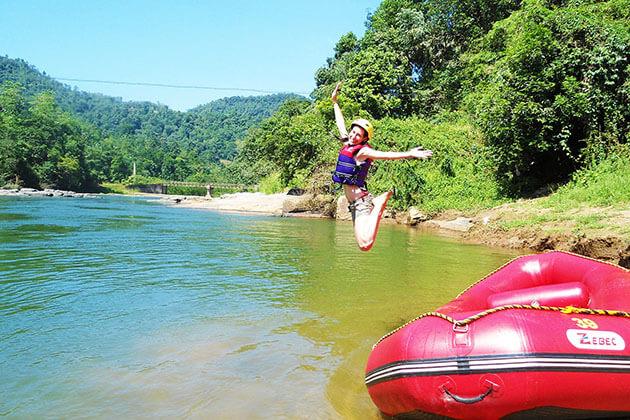rafting in bentota
