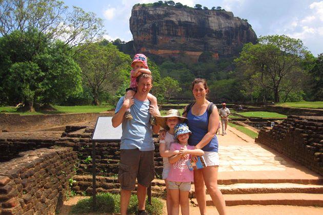 sri lanka family tours