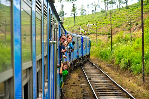 train to kandy - sri lanka adventure travel
