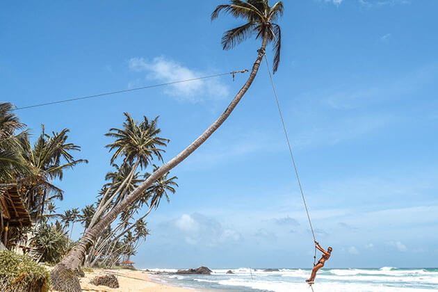 sri lanka holidays tour and beach