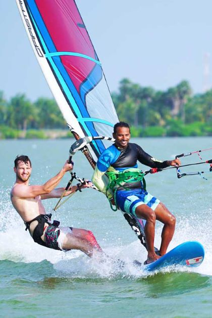 water sport adventure tour packages in sri lanka