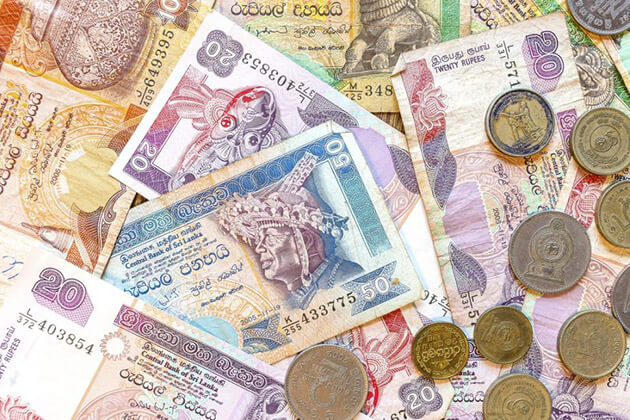 what is sri lanka currency